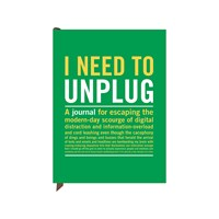 Knock Knock Inner Truth Need To Unplug Journal