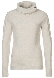 Gaastra Jumper Oyster Grey Heather Off White