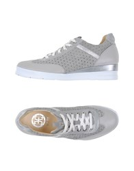 Fabi Footwear Low Tops And Trainers Women Grey