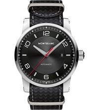 Montblanc Timewalker Urban Speed 113850 Date Automatic Watch Black