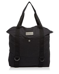 Adidas By Stella Mccartney Yoga Tote Black Gunmetal
