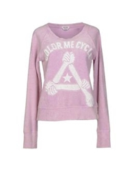 Cycle Sweatshirts Lilac