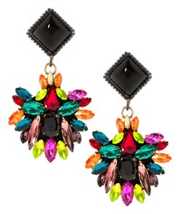 Maiocci Collection Meras Multicolour Hand Made Earrings