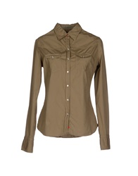Reddie Shirts Military Green