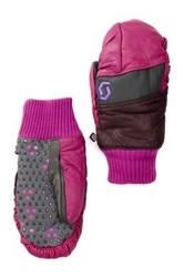 Scott Sports Women's Rosie Mittens Purple