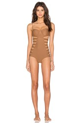 Issa De' Mar Swimsuit Brown