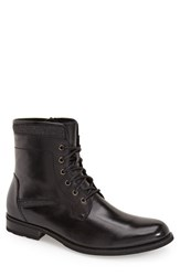Joe's Jeans Men's Joe's 'Mitch' Plain Toe Boot Black