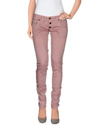 Please Trousers Casual Trousers Women Pastel Pink
