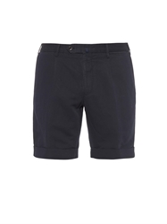 Incotex Lightweight Linen And Cotton Blend Shorts