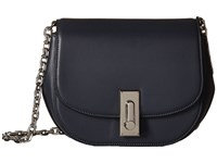 Marc Jacobs West End The Jane Crossbody Storm Grey Cross Body Handbags Gray