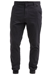 Eleven Paris Chinos Navy Dark Blue