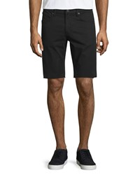 J Brand Tyler Slim Fit Denim Shorts Black