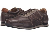 Steve Madden Grapple Dark Brown Men's Lace Up Casual Shoes