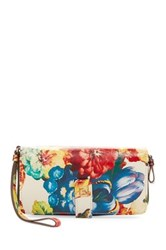 Lodis Shelly Cell Phone Case Wristlet Wallet Multi