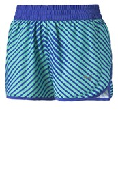 Puma Sports Shorts Mint Leaf Dazzling Blue Green