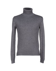 Zanone Knitwear Turtlenecks Men Lead