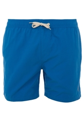 Lightning Bolt Tropical Turtle Bay Swimming Shorts Directoire Blue