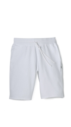Reigning Champ Lightweight Terry Sweat Shorts White