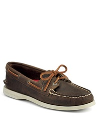 Sperry Authentic Original Boat Shoes Brown