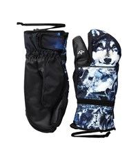 Celtek Trippin Trigger Wolf Pack Extreme Cold Weather Gloves Blue