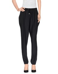 Magazzini Del Sale Trousers Casual Trousers Women Black