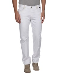 Betwoin Trousers Casual Trousers Men White