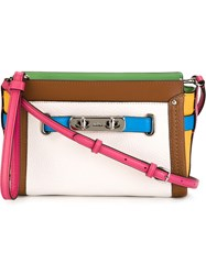 Coach 'Swagger' Crossbody Bag Multicolour