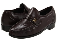 Florsheim Riva Burgundy Nappa Kid Men's Slip On Dress Shoes