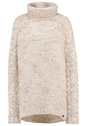 Bellfield Jumper Cream Off White