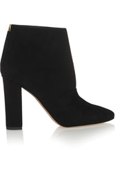 J.Crew Adele Suede Ankle Boots