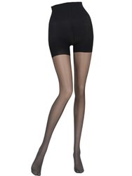 Wolford Shape Up 10 Den Control Top Tights