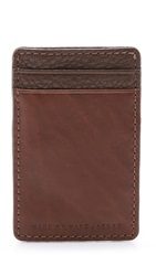 Classic Leather Credit Card Holder Classic Brown