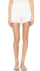 Lovers Friends Oasis Shorts Ivory