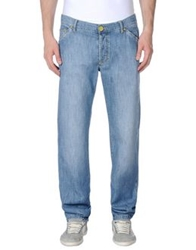 Havana And Co. Denim Pants Blue