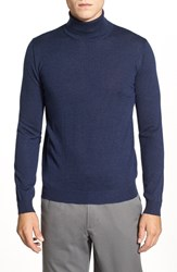 Men's Malo Cashmere Turtleneck Sweater