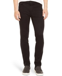 Kenneth Cole Reaction Straight Leg Black Rinse Jeans