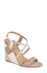Women's Salvatore Ferragamo 'Gris' Wedge Sandal