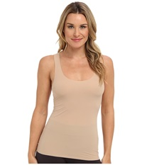 Hanky Panky Bare Tank Taupe Women's Sleeveless