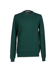 M.Grifoni Denim Knitwear Jumpers Men Green