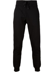 Public School Slim Fit Track Pant Black