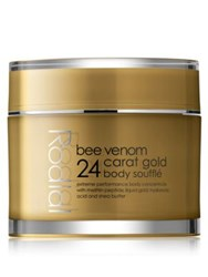 Rodial Bee Venom 24 Karat Gold Body Souffle 6.8 Oz.