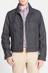 Joe's Jeans Revival Denim Jacket Gray
