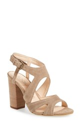 Women's Sole Society 'India' Sandal Taupe Suede