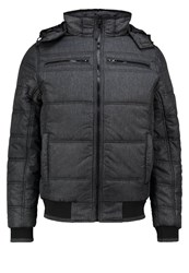 Blend Of America Light Jacket Black Mottled Anthracite