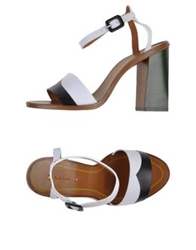 Paul Smith Sandals White