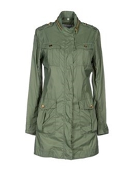 Dekker Jackets Military Green