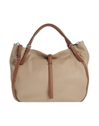 Parentesi Handbags Beige