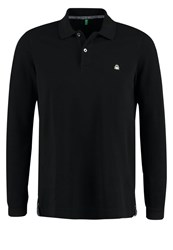 United Colors Of Benetton Polo Shirt Black