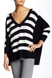 Fate V Neck Sweater Multi