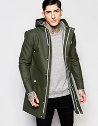 Minimum Waterproof Festival Jacket Green